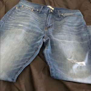 Madewell jeans size 32